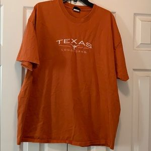 Texas Longhorns tee
